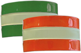 Armbands Green & Red