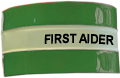 First Aider Armbands