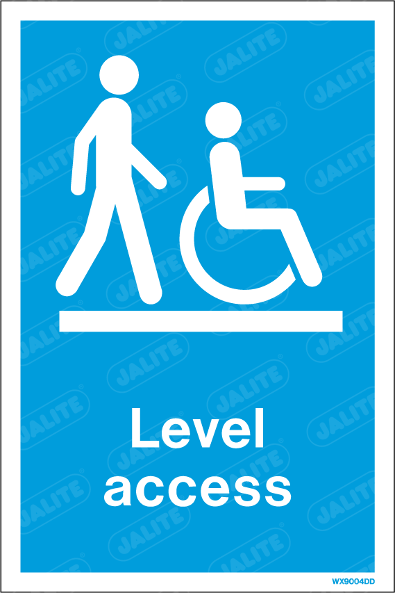 WX9004DD-Jalite Disability Level Access
