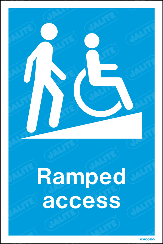 WX9006DD-Jalite Disability Ramped Access